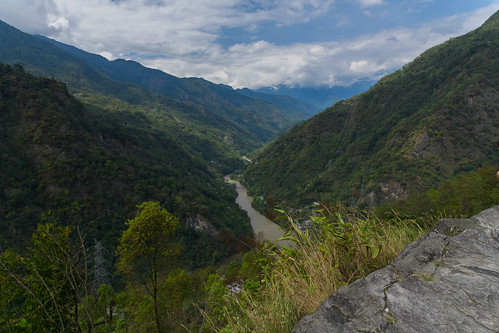 sikkim mangan dikchu teesta teestariver road journey northsikkim snow mountain valley incredibleindia sikkimdiaries