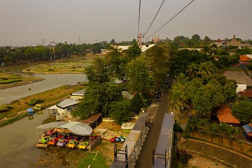 indonesia indah travel tourism canon eos 7d 2018 jakarta holiday park cablecar