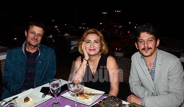 Ethem Çelik, Hamed Rezazadeh, Asiyeh Rezazadeh.
