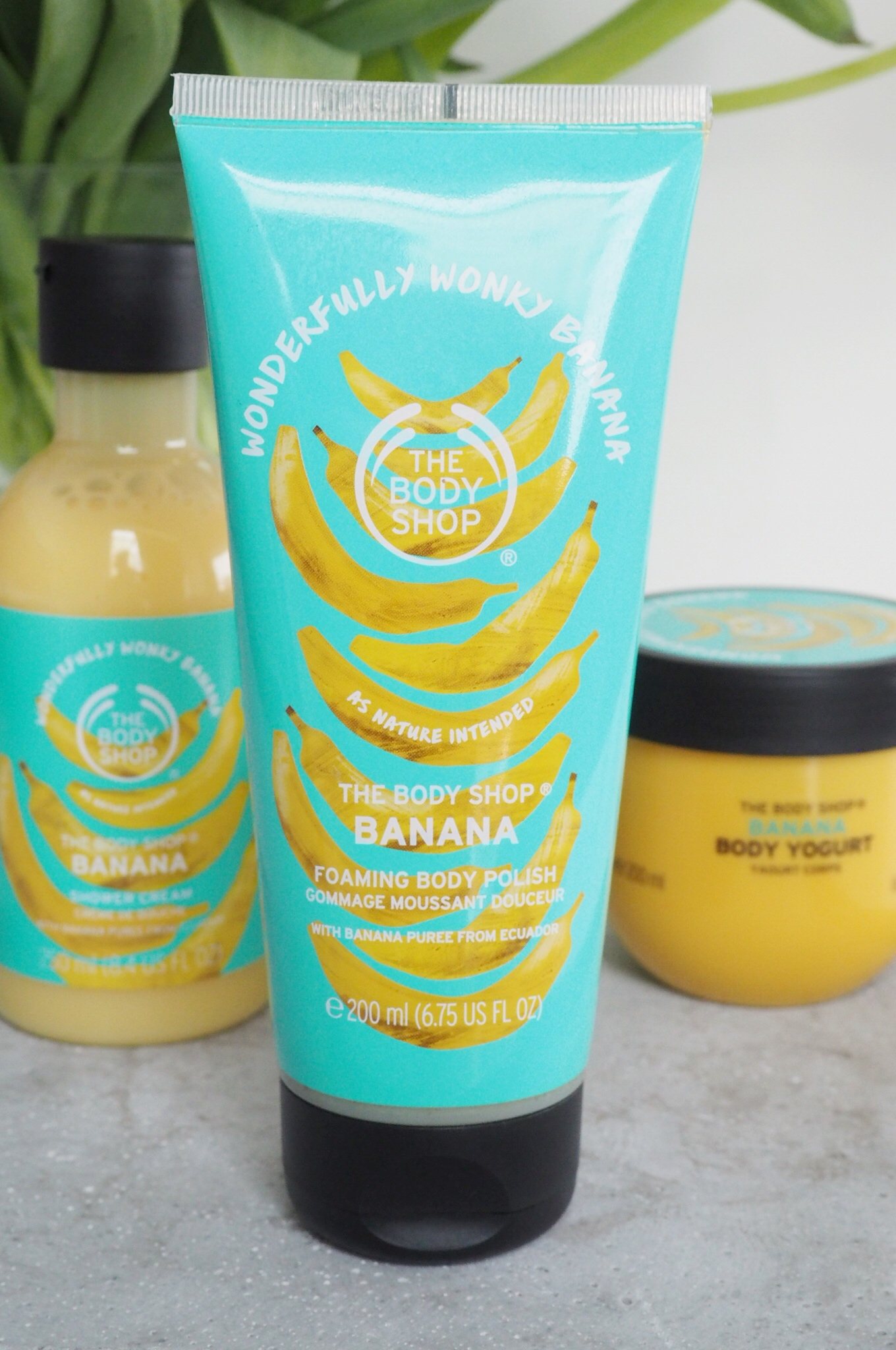 The Body Shop banaani