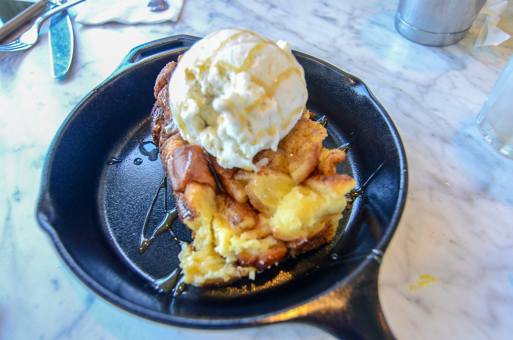 Plaza bread pudding MK