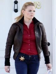 Jennifer Morrison Once Upon A Time Jacket