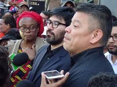 Guapinol Court Protests