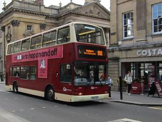Go North East 6936 / X584 EGK.