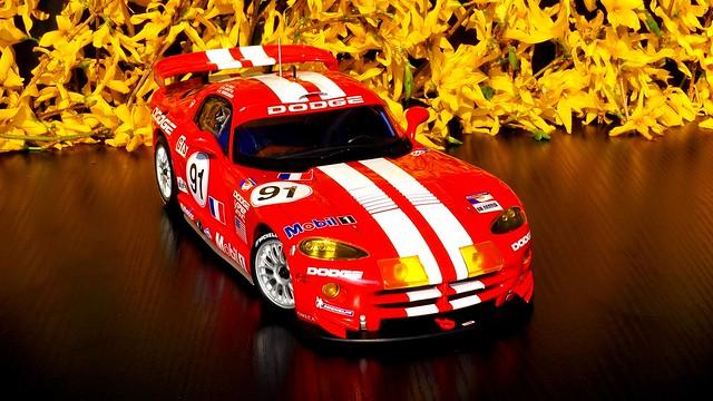 Dodge Viper GTS-R Team Oreca Nr.91
