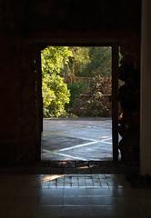 Hacienda San Pedro Ochil Doorway