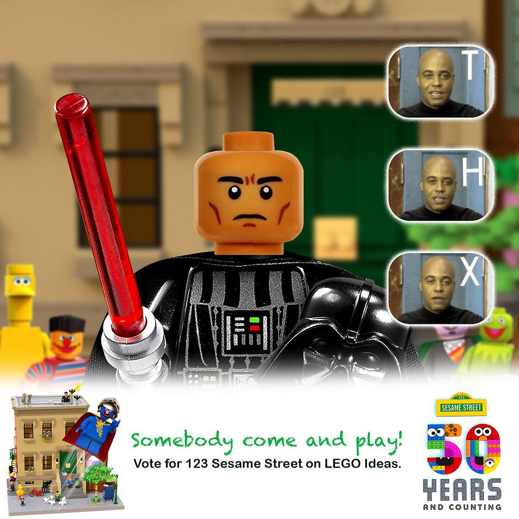 Ideas Showcase - 123 Sesame Street | Brickset: LEGO set