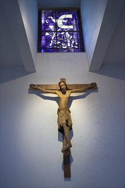 La Chapelle Saint Bernard (Fondation Maeght, Saint-Paul)