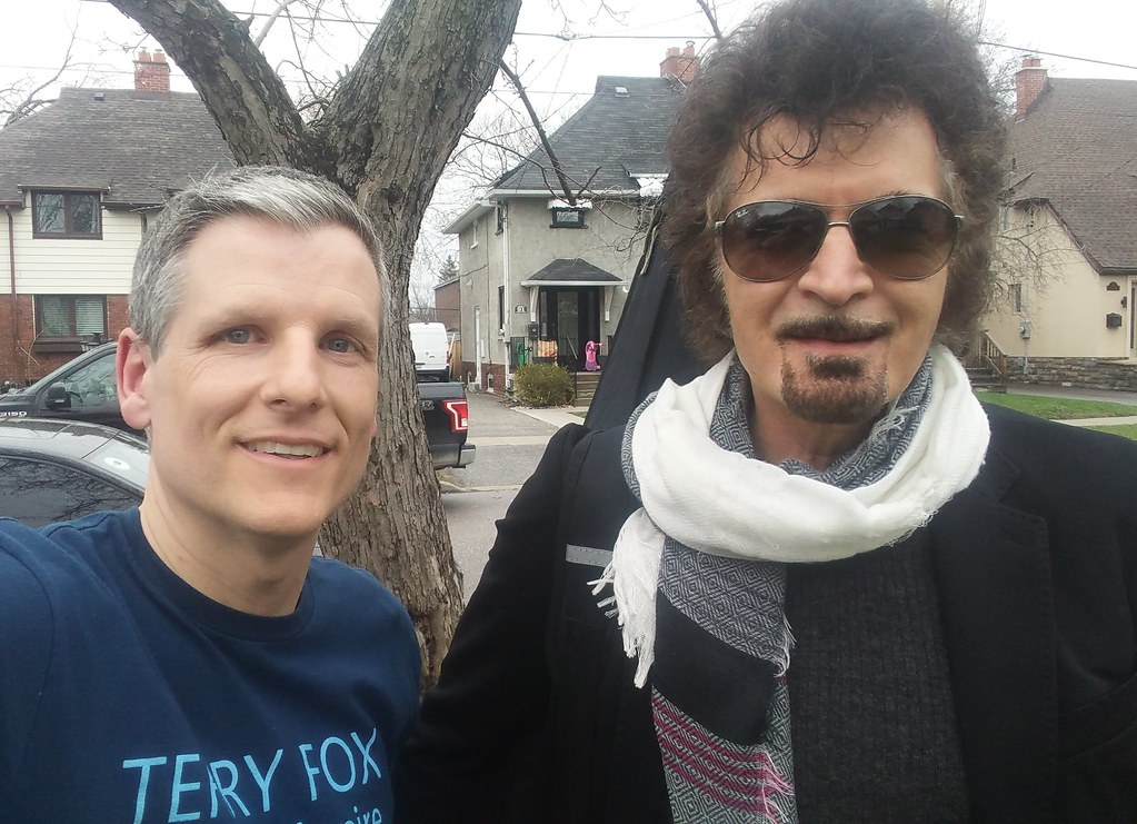 Gino Vannelli and Me