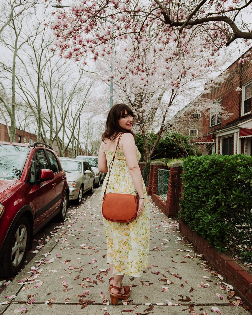 Springtime Easter Brunch Outfit