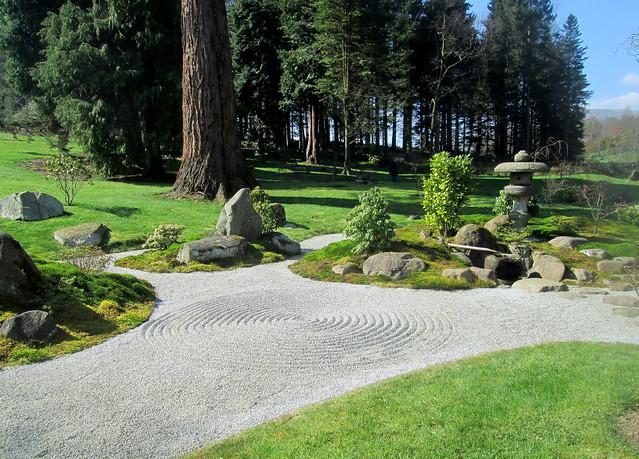 Japanese Garden, Cowden, Scotland