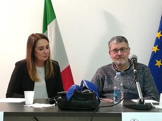 Lilli Susca e Fabio Valentini