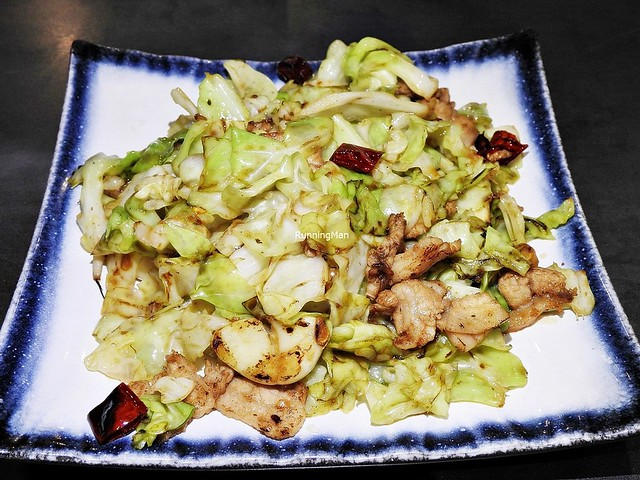 Hand Shredded Cabbage