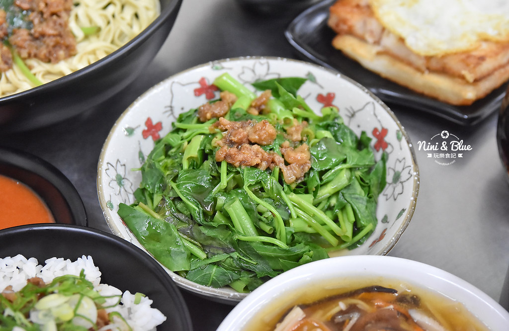 立偉麵食 菜單 太原路 第二市場15