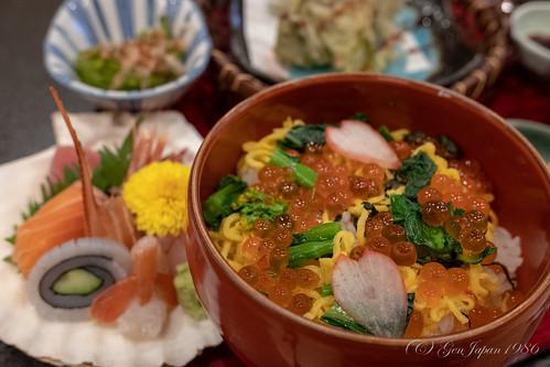 2019 はしもと 南三陸町 宮城県 海鮮丼 本吉郡 日本 japan miyagi fujifilmx70 food