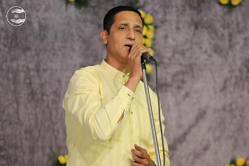 Devotional song by Ajay Bejod from Tarauri HR