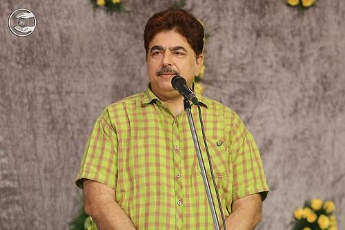 Varinder Pahwa from Sant Nirankari Colony DL, expresses his views