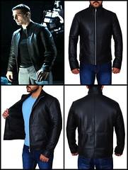 Tom Cruise Minority Report Chief John Anderton Jacket