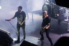 In Flames, March 2019