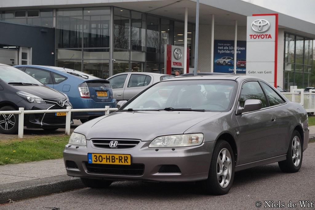 2001 Honda Accord Coupé 30 Hb Rr Galileistraat Veenendaal Flickr