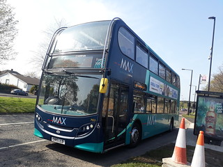 Arriva north east 7553