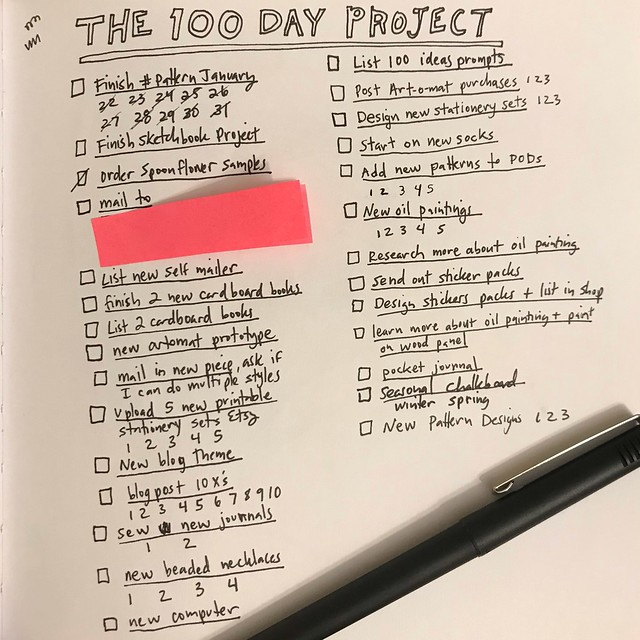 #100dayprojectthe#100dayproject