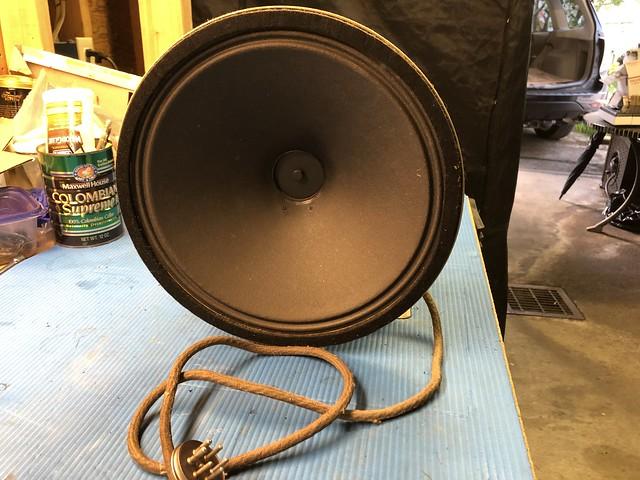 Speaker Front