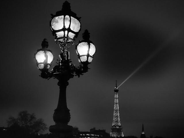 Lights and light