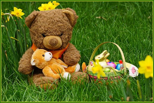 💚🐰 Wir wünschen, schöne Ostertage 🐰💚