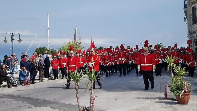 Κυριακή των Βαΐων 2019 στην Κέρκυρα