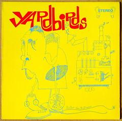 The Yardbirds - Roger The Engineer (Stereo)