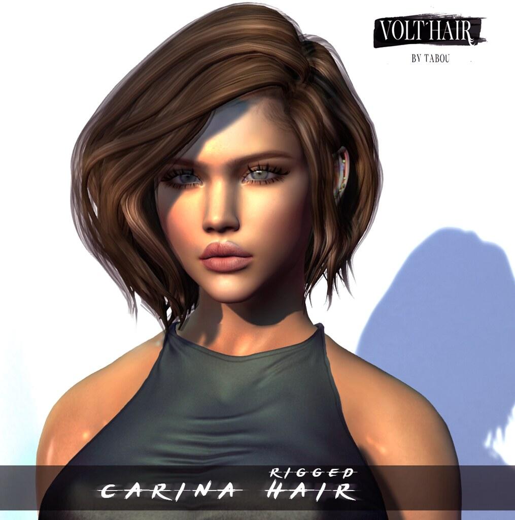 carina hair @ N21