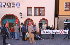 Ostermarsch Ansbach 2019