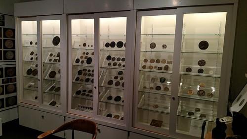 Medialia exhibit cases