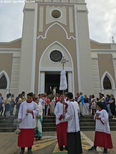 Celebração do Sábado Aleluia e Domingo de Páscoa em Ipu