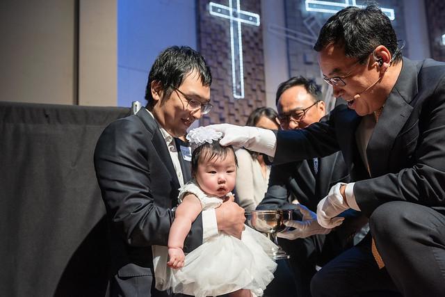 2019 부활절 세례식