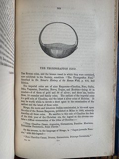 First page of Clayton's 1859 article