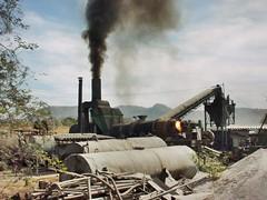 On The Road in El Salvador, 2000 - Factory