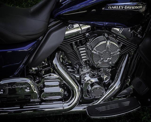 My New 2014 Harley TriGlide