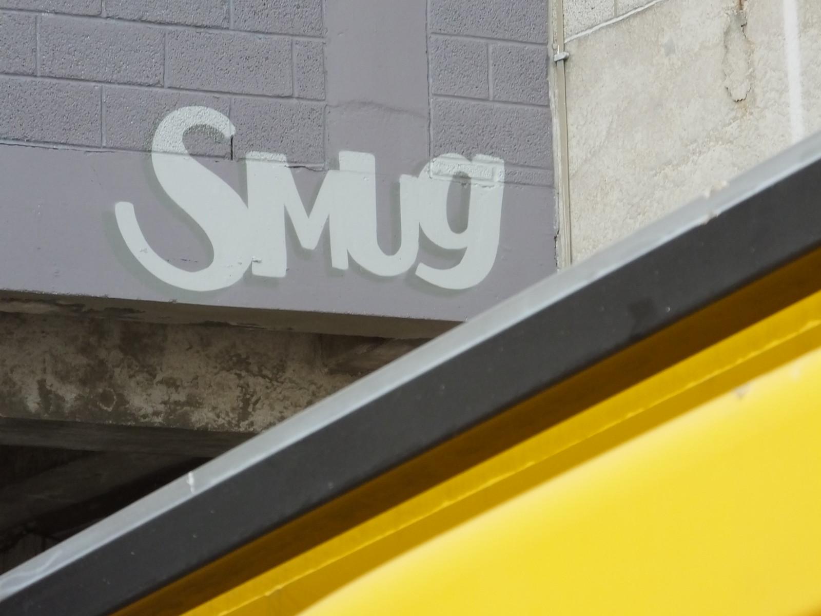Nuart Aberdeen 2019: Smug One