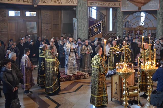 Akatyst Św. Krzyża i spotkanie Wielkopostnej Wszechnicy