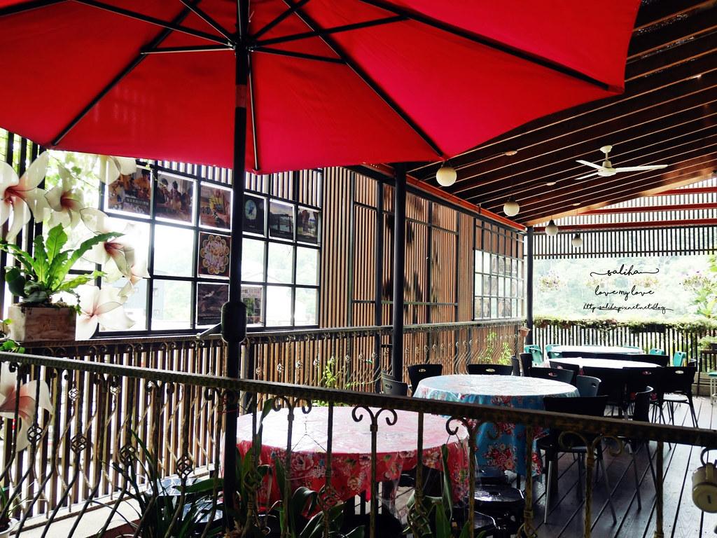 苗栗旅遊好玩一日遊勝興車站附近景點餐廳推薦十六份人文茶館麻糬擂茶DIY (2)