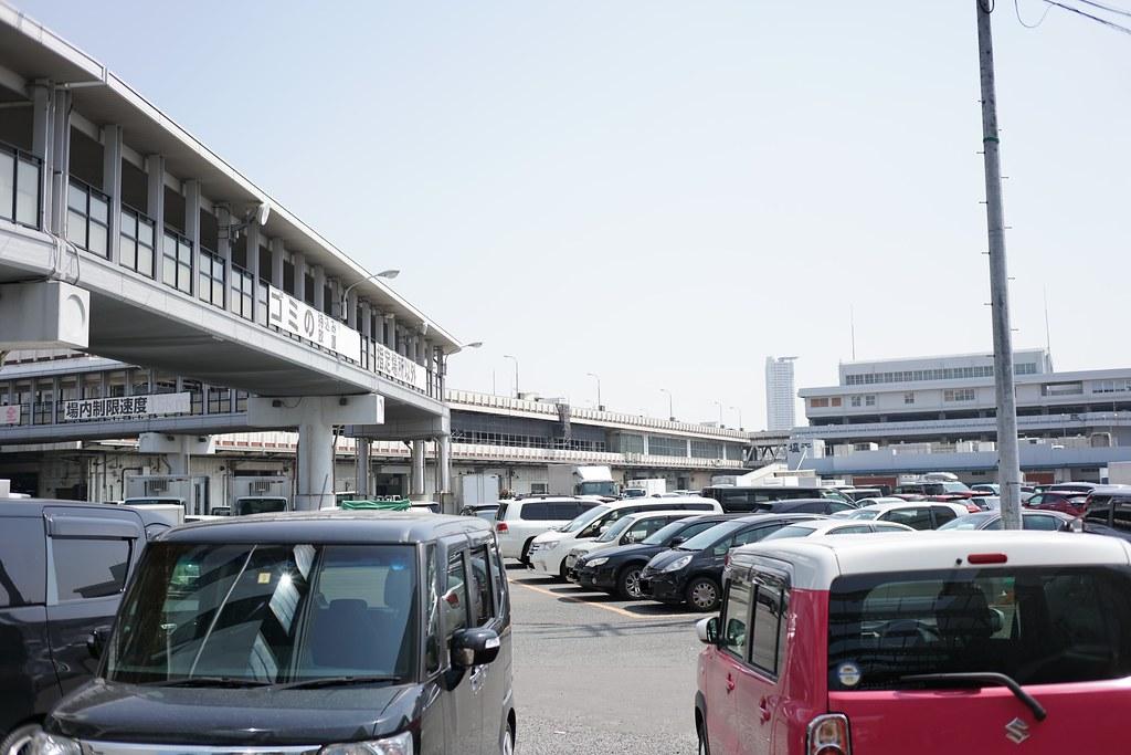 名古屋中央卸売市場