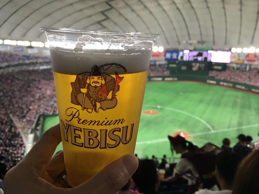 野球観戦@東京ドーム