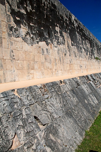 The Chichén Itzá Great Ball Court Carvings