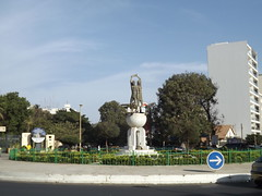 Place de Soweto, Dakar, Senegal