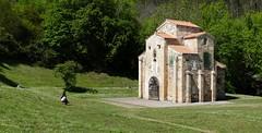 San Miguel de Lillo (Asturias, Sp)