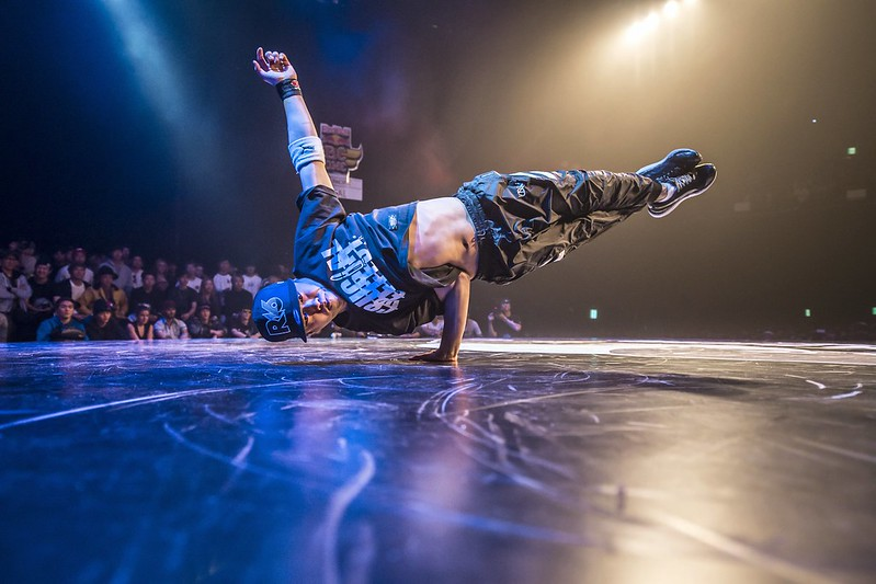 Breakdance - Red Bull