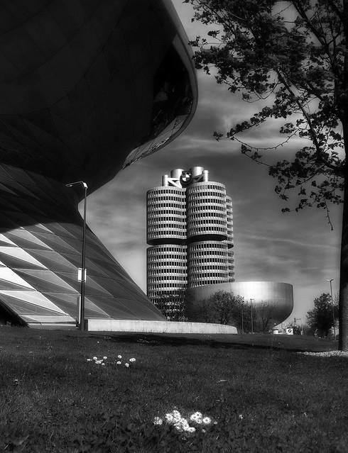 BMW  in BW