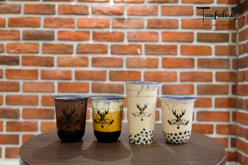The Hype: Tiger Sugar or The Alley Bubble Milk Tea - I Come